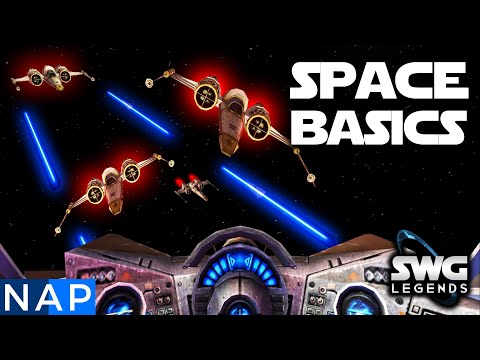 SWG Legends Space Tutorial - Jump To Lightspeed Beginner's Guide
