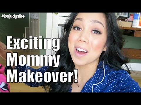 Exciting Mommy Makeover!- February 23, 2015 ItsJudysLife Vlogs
