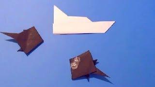 Оригами скат манта. Как сделать ската из бумаги.
