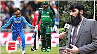 Misbah slams Pakistan's 'mental weakness' after heavy defeat to India | Cricket World Cup
