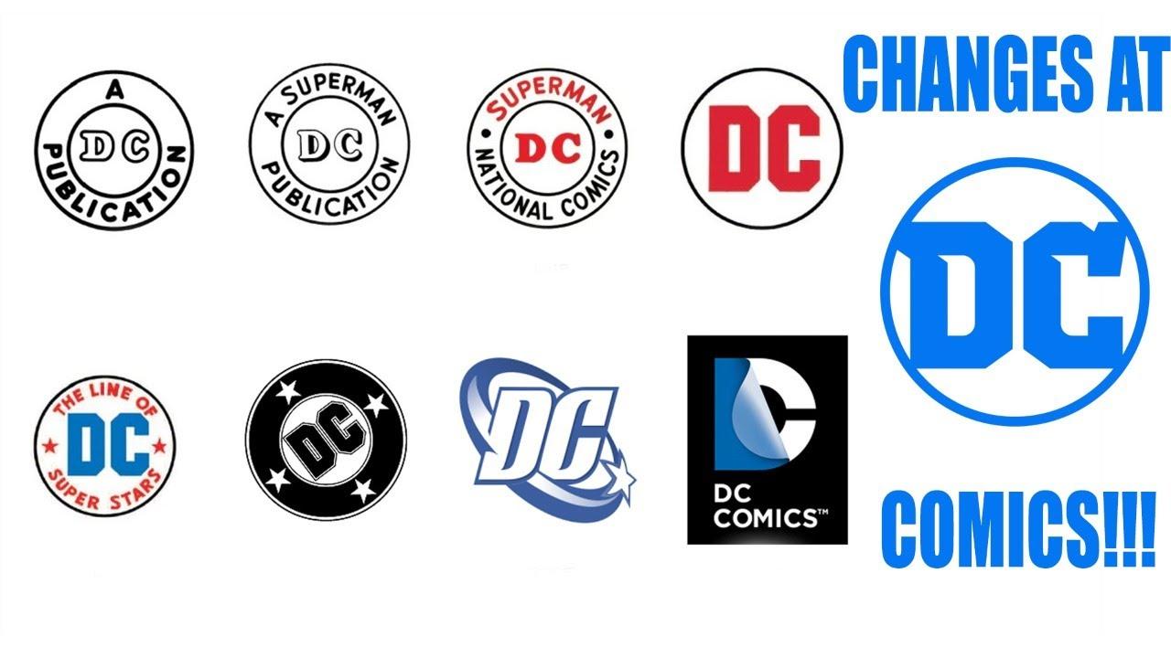 Changes at DC Comics!