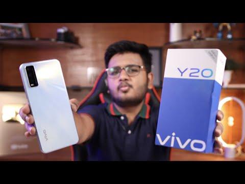 Vivo Y20 Unboxing | Price in Pakistan Rs 25999
