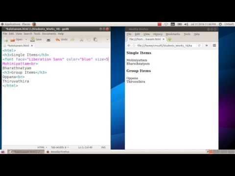 10 ICT Chapter 3 HTML Part 2 - YouTube