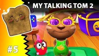 MY TALKING TOM 2 PO POLSKU | 11 LEVEL | Gry dla dzieci