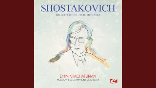Ballet Suite No. 2 for Orchestra: III. Polka (Suite for Jazz Orchestra No. 1)