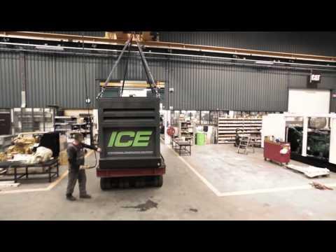 Dieseko   Customized hydraulic power packs