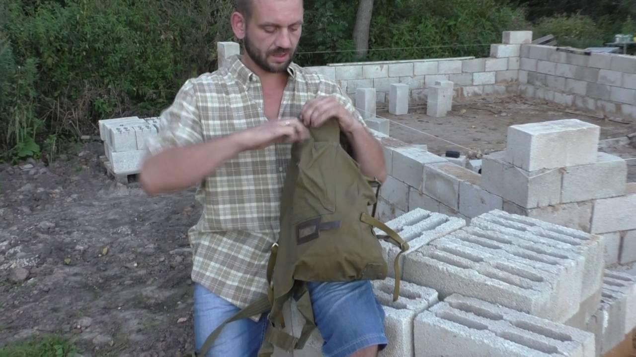 Рюкзак туриста, Вещевой мешок - раритет для души\Duffel Bag - a .