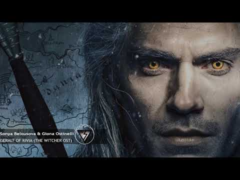 Netflix's THE WITCHER (OST) - Geralt Of Rivia | Main Theme Song - FINAL TRAILER Music
