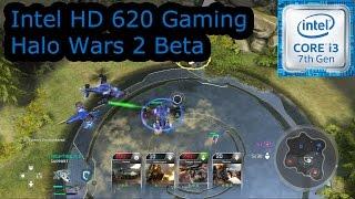 intel hd 620 gaming halo wars 2 blitz beta i3 7100u i5 7200u i7 7500u kaby lake