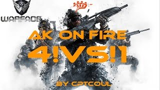 ►Warface FY-103 on Fire by CptCouL
