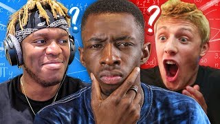 HOW WELL DO I KNOW THE SIDEMEN? (Fortnite Quiz)