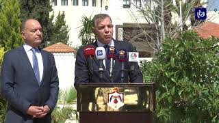 الحكومة تؤكد أن المواطن المصاب بكورونا يتماثل للشفاء - (8/3/2020)