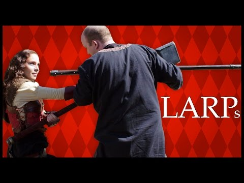 Backstory | LARPS Season 2 | Episode 3
