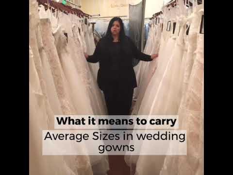 52d14a0e86724 Wedding dress shopping at Danelle's Bridal Boutique - YouTube