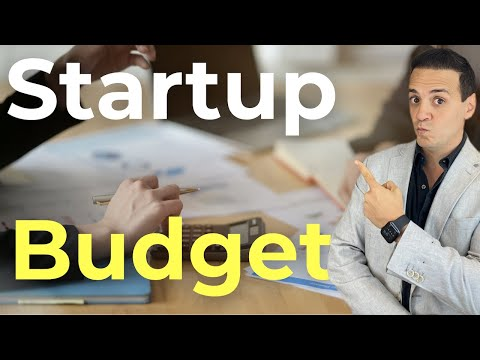 How To Build A Startup Company Budget! A Step-By-Step Guide.
