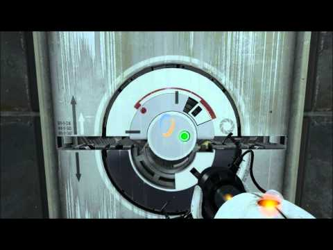 Portal 2 - Designed for Danger - Walkthrough