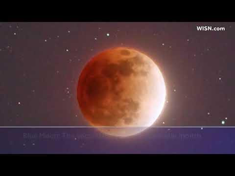 Wednesday's 'Super Blue Blood Moon' explained - YouTube