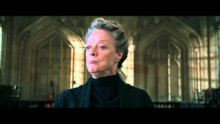 Harry Potter and the Goblet of Fire - Ron and McGonagall's dance (HD)