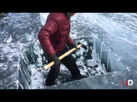 ULTRADIVE   ICE DIVING BAIKAL