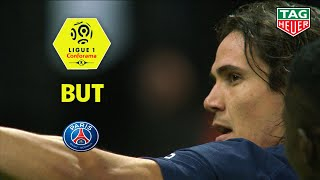But Edinson CAVANI (80') / Paris Saint-Germain - Olympique Lyonnais (4-2)  (PARIS-OL)/ 2019-20