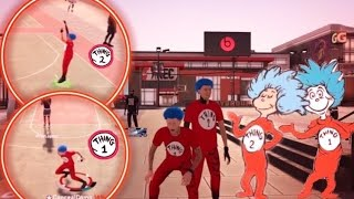 2k20 THING 1 AND THING 2 Go CRAZY!!!!