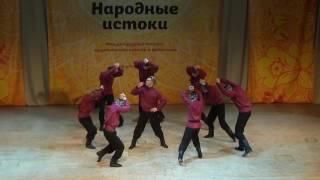 ГРАН-ПРИ | Театр танца Русские узоры | У всех была своя война