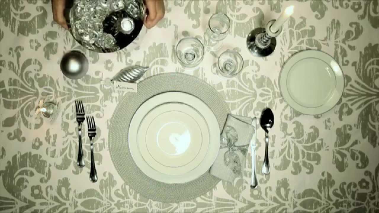 Capodanno: tavola apparecchiata (Foto) | Design Mag