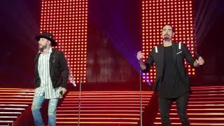 Backstreet Boys- Don't Go Breaking My Heart (live in Las Vegas)