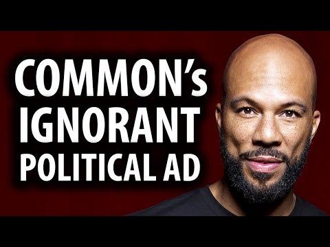 Common's Ignorant Political Ad For ACLU