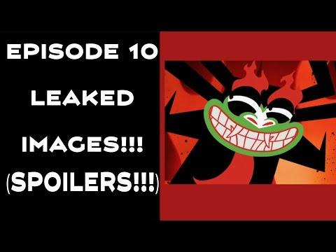 Samurai Jack - Episode 10 LEAKED IMAGES! (spoilers)