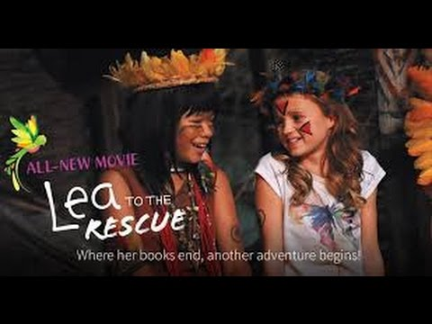 Lea To The Rescue (2016) with Hallie Todd, Storm Reid, Maggi