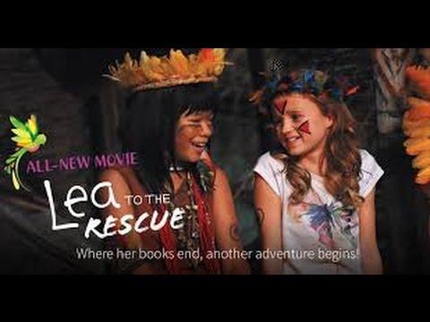 Lea To The Rescue 2016 with Hallie Todd, Storm Reid, Maggie Elizabeth Jones Movie