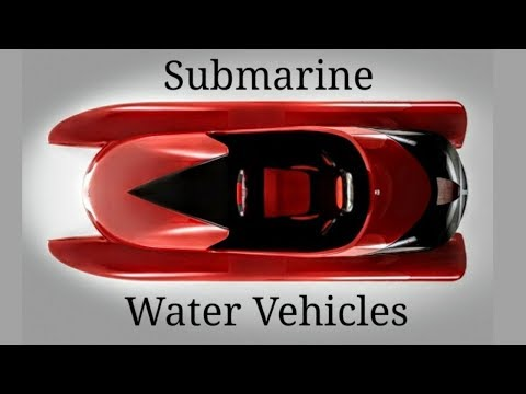 TOP 5 COOL MINI BOATS AND TINY WATERCRAFT | 5 WATER VEHICLES THAT WILL BLOW YOUR MIND