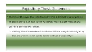 Thesis statement concept writing 121