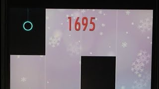 Piano Tiles 2 Two Tigers High Score World Record 1695 Piano Tiles 2 Song 4