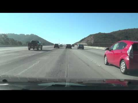 Driving Cabride (Rancho Bernardo -- Downtown San Diego)