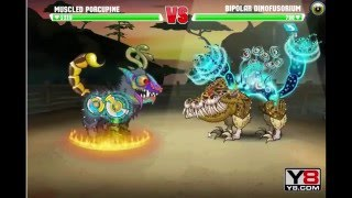mutant fighting cup 2 by rx 9999 pt 1