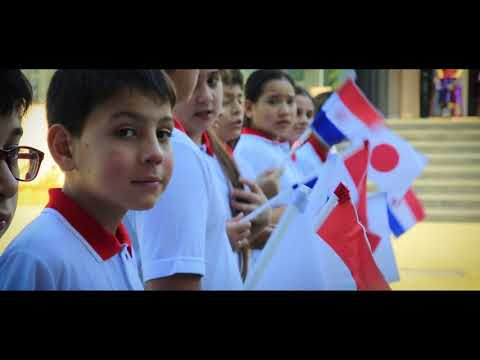 Berta Rojas: Gira Colegios / Touring Schools. Paraguay, 2018