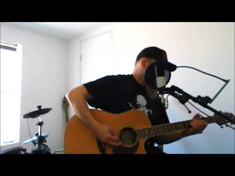 """Steemit Open Mic Week 80 - Acoustic Cover of King Diamond's """"The Accusation Chair"""""""