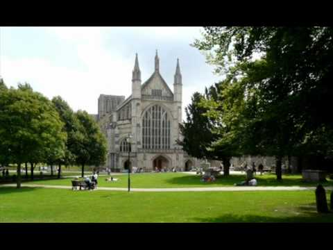 WINCHESTER CATHEDRAL - The Voyagers