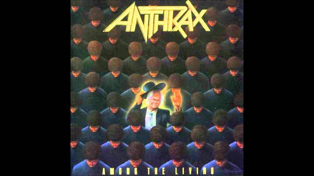 "Anthrax ""Imitation of Life"" (Among The Living) HD - YouTube"