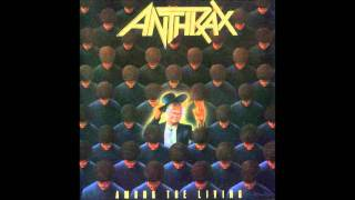 "Anthrax ""Imitation of Life"" (Among The Living) HD"