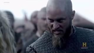 "Vikings - Ragnar Speech: ""I Am The King!"" [HD]"