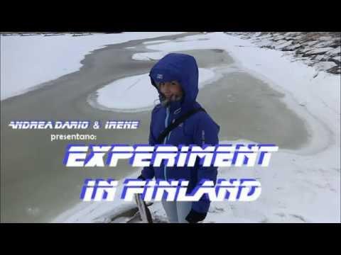 Helsinki - Experiment in Finland