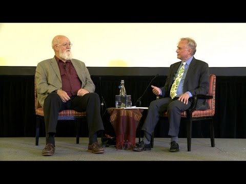 Richard Dawkins & Daniel Dennett. Oxford, 9 May 2012