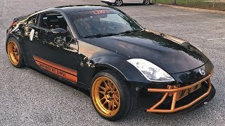 """Missle"" 350z Gets A Livery!"