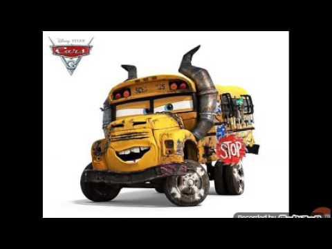 Nuevos Personajes Y Avances De La Pelicula Quot Cars 3