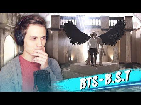 BTS - Blood Sweat & Tears (MV) РЕАКЦИЯ