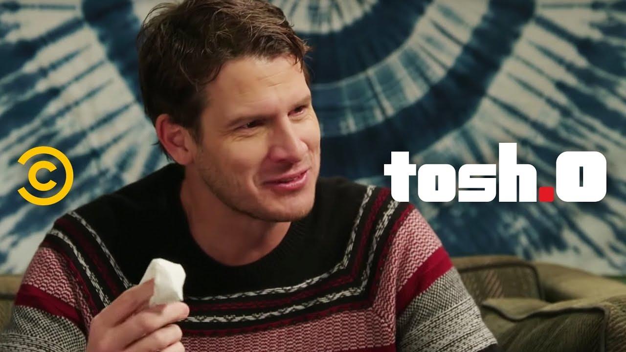 CeWEBrity Profile - Sneeze Guy - Tosh.0