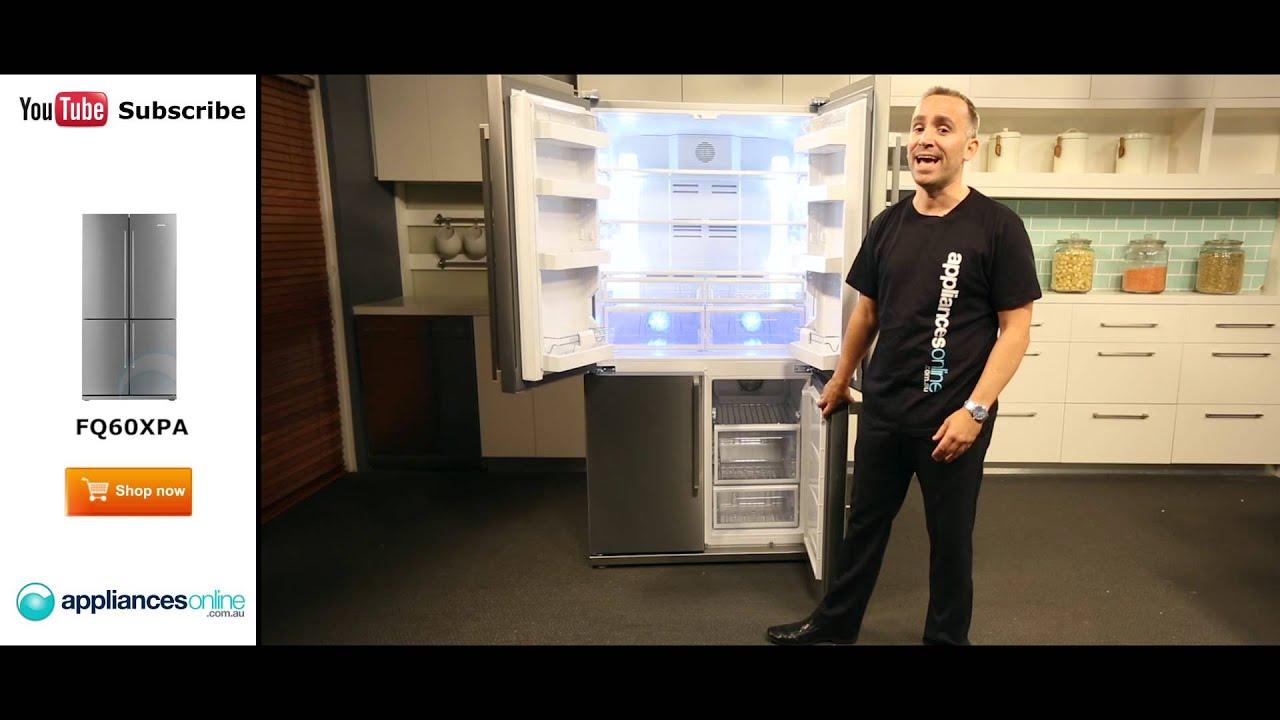 Uncategorized Smeg Kitchen Appliances Review 583l smeg 4 door fridge fq60xpa reviewed by product expert appliances online youtube